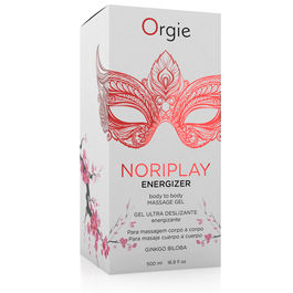 Noriplay - Energizing Nuru Massage Gel (500 ml)